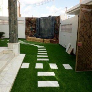 محوطه سازی با حیاط