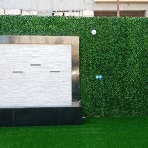 محوطه سازی حیاط مدرن
