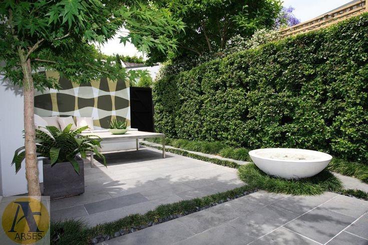 طراحی و اجرا محوطه سازی مسکونی