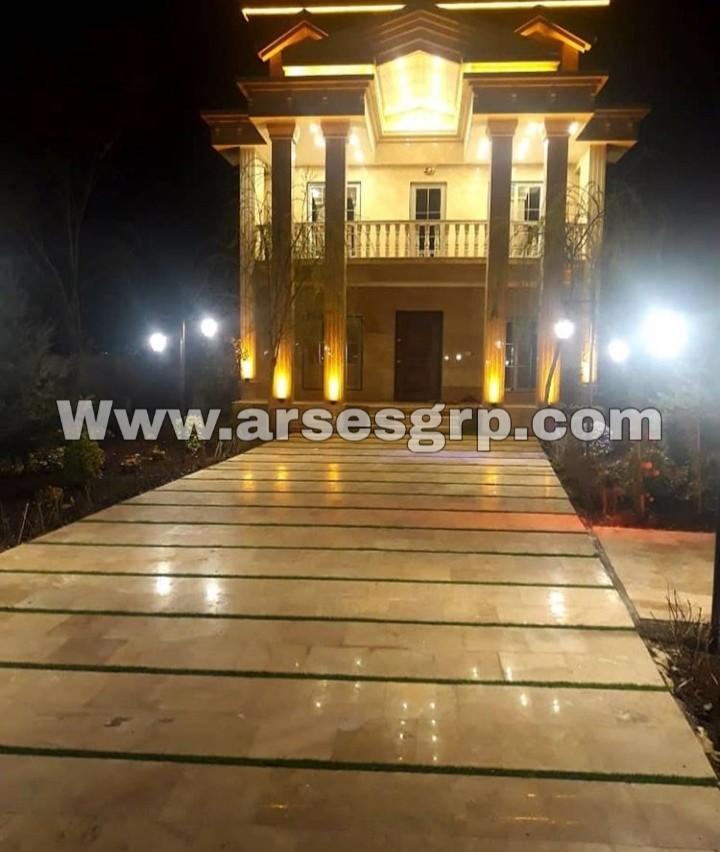 ساخت ویلا دو طبقه در گیلان