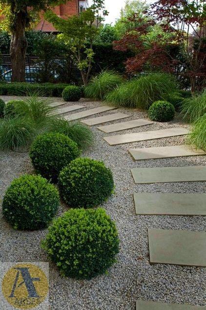 هزینه محوطه سازی فضای سبز حیاط