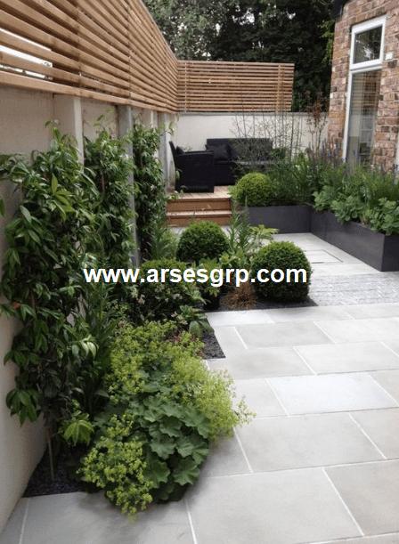 طراحی باغ و باغچه در شهر