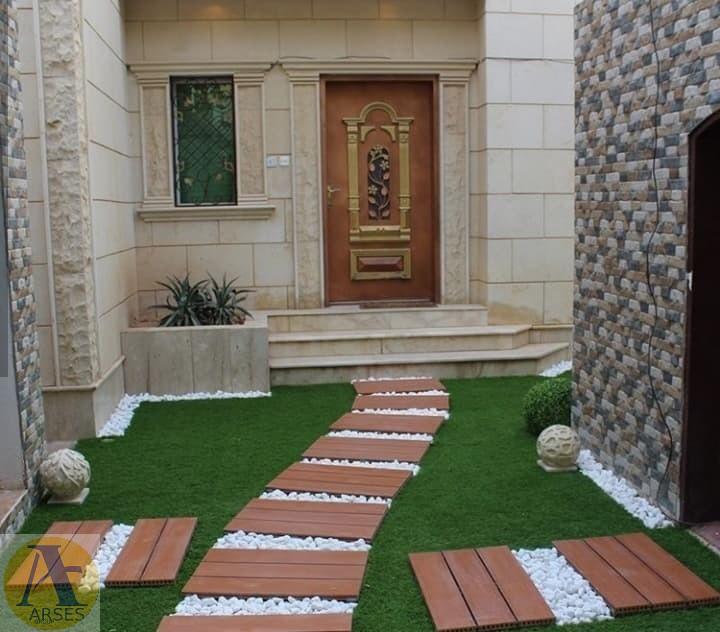 افزایش ارزش خانه با محوطه سازی