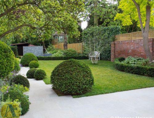 چگونه باید محوطه سازی ویلا باغ خود را انجام دهیم؟
