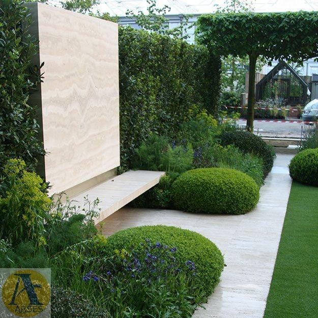 محوطه سازی ویلا باغ