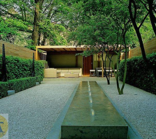 محوطه سازی ویلا و باغ