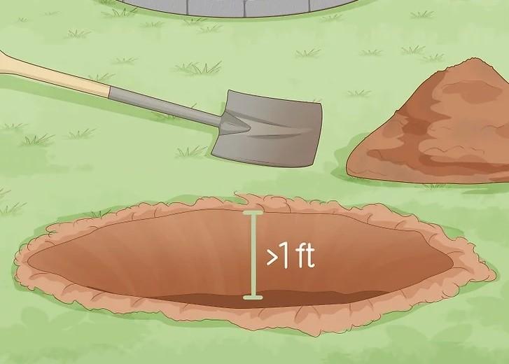 مرحله 9 ساخت آبنما