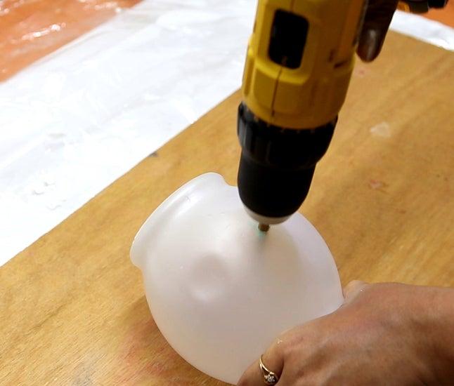 ساخت آبنما با بطری پلاستیکی