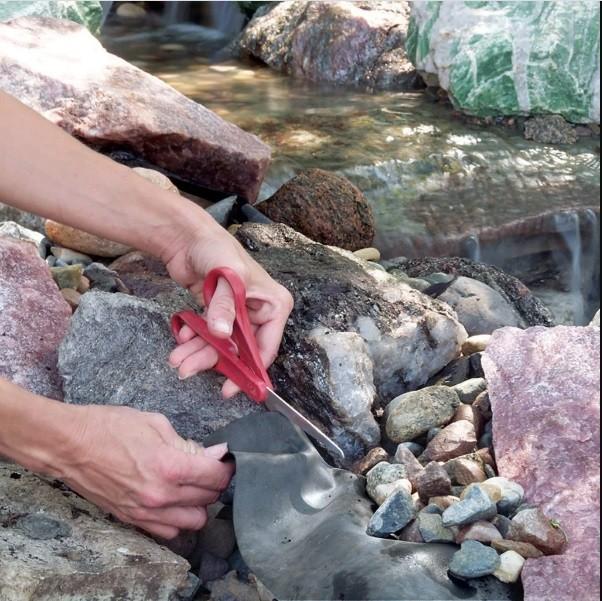 مراحل ساخت آبنما در ویلا